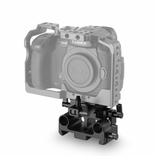 2035 SmallRig rápida liberación placa base Kit para Panasonic Lumix GH5//GH5S Cámara