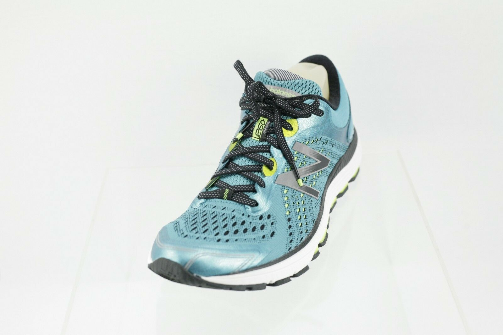 Women's New Balance W1260BY7 2A Turquoise Running shoes Size 11.5 M