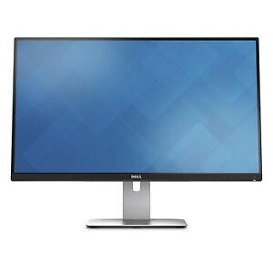 "Dell UltraSharp U2715H 69 cm (27"") Monitor HDMI 6ms Reaktionszeit USB 3.0"