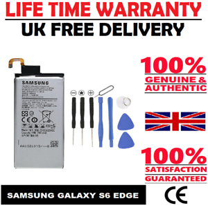 100-Genuine-Samsung-Galaxy-S6-Edge-SM-G925F-Battery-EB-BG925ABE-Free-Tools
