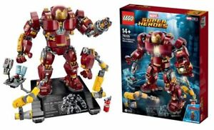 Lego-Hulkbuster-Ultron-Edition-76105-Sealed-Very-RARE-with-Mini-Iron-Man