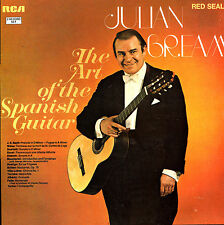 JULIAN BREAM The Art Of the Spanish Guitar * RCA Red Seal * 2 LP Set * 1970