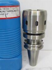 """Nikken CAT50 1/"""" MCAT50-C1-105U 3LOCK Milling Chuck KM 4.134/"""" PRO CCK"""