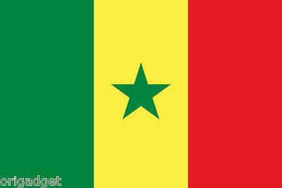 République du Sénégal Sénégalais Drapeau National coudre sur patch livraison gratuite