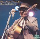 Blues & Ragtime by Rev. Gary Davis (CD, Jun-1993, Shanachie Records)