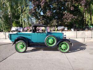 1929 Model A Roadster pickup