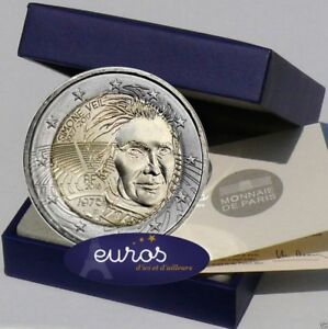 Piece-2-euros-commemorative-FRANCE-2018-Simone-Veil-Belle-Epreuve