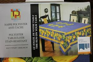 Gorgeous-designs-Stain-Resistant-Tablecloth-100-Polyester-Easy-Care
