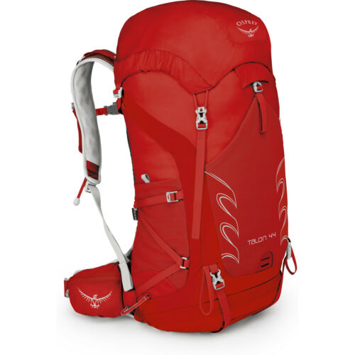 Osprey Talon 44 sac à dos de randonnée Sac à dos-Martien Rouge Toutes Tailles