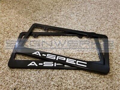 Acura Aspec License Plate Frame Racing Rdx Ilx Tlx Nsx