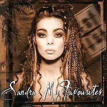 My-Favourites-von-Sandra-CD-Zustand-gut