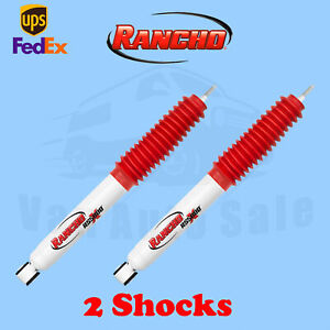 Rancho-Kit-2-Front-RS5000X-Gas-Shocks-for-Chevrolet-Colorado-4WD-04-12
