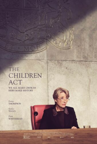 THE CHILDREN ACT POSTER A4 A3 A2 A1 CINEMA FILM MOVIE LARGE FORMAT