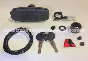 Details about Leer Truck cap 100XQ/100XL / Tonneau 700 series handle #  113436 with NEW cables