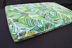 LF813t-Green-Blue-Yellow-Brown-Cotton-Canvas-3D-Seat-Box-Shape-Cushion-Cover