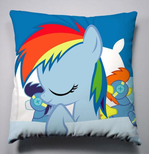 Neu MyLittlePony Anime Kissen Sofakissen Dekokissen Pillow Cushion 40x40CM A9