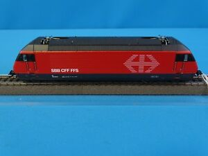 Marklin-39602-SBB-CFF-Electric-Locomotive-Br-Re-4-4-IV-Red-DIGITAL-OVP