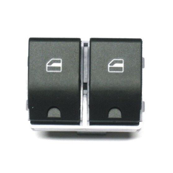 Interrupteur de Lève-Vitre compatible avec VW POLO , Seat Cordoba, IBIZA NEUF (
