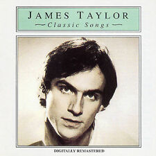 Classic Songs [Remaster] by James Taylor (CD, Jan-1992, Import Germany
