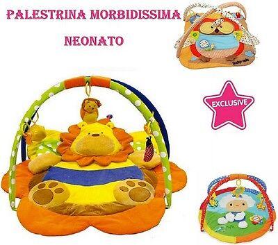 Vendita Professionale Tappeto Gioco Palestrina Bimbo Tappetino Neonato Colori A Scelta Garanzia Al 100%