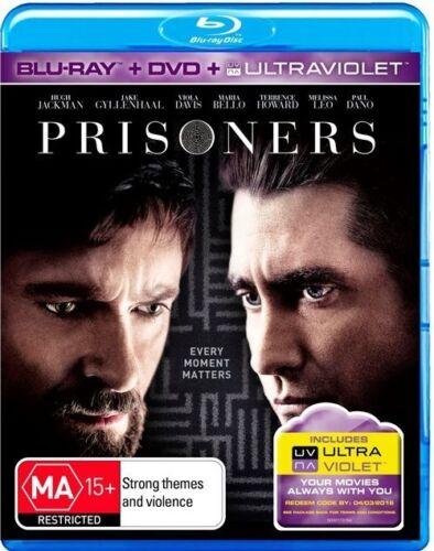 1 of 1 - Prisoners (Blu-ray, 2014, 2-Disc Set)BRAND NEW/SEALED