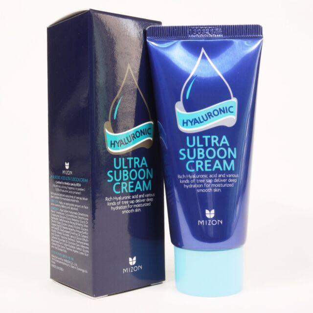 MIZON Hyaluronic Acid Ultra Suboon Cream 45ml  Moisture