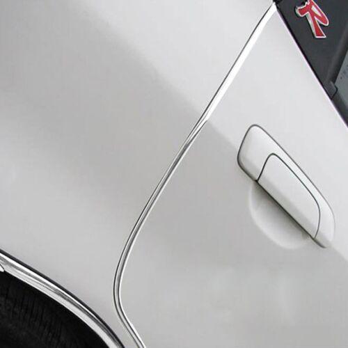 5 M U-Forme türkanten protection porte Protection Pour Voiture Camion 500 cm Blanc