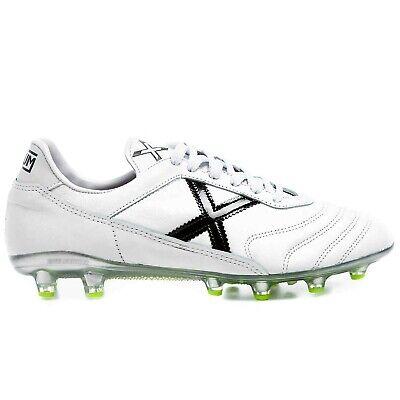Scarpe da calcio, Uomo, Munich Sports Mundial 2.0 2155014 Bianco Verde | eBay