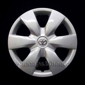 Image Is Loading Toyota Yaris 2006 2008 Hubcap Genuine Factory Original