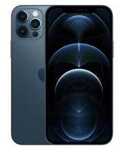 APPLE IPHONE 12 PRO 128GB 5G PACIFIC BLUE SUPER RETINA XDR FACE ID NUOVO