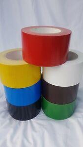 DéTerminé Gaffa Gaffer Duct Tape General Purpose Chiffon 75 Mm X 50 Mètres Résistant à L'eau-afficher Le Titre D'origine Un BoîTier En Plastique Est Compartimenté Pour Un Stockage En Toute SéCurité