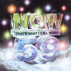 Now That's What I Call Music! 59 [UK] by Various Artists (CD, Nov-2004, Virgin)