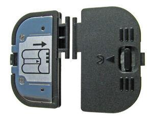 Genuino Nikon D5500 D5600 cubierta de puerta de memoria SD Tapa FREEPOST vendedor del Reino Unido