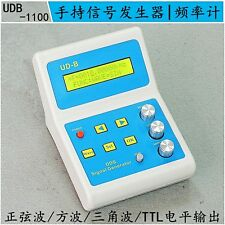 2MHz DDS Function Signal Generator Module Sine+Triangle+Square Wave +power adapt