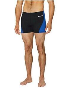 Akula Mens Swim Jammers Endurance Square Leg Short Jammer Swimsuit