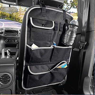 Truck Seat Organizer >> Car Back Seat Organizer For Kids Truck Auto Bag Storage Holder Pocket Travel New Ebay