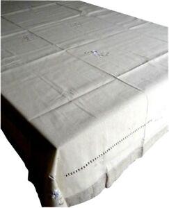 Saldi-COPRITAVOLO-RICAMATO-misto-LINO-12-posti-mis-240x140-cm-con-balza-4-var