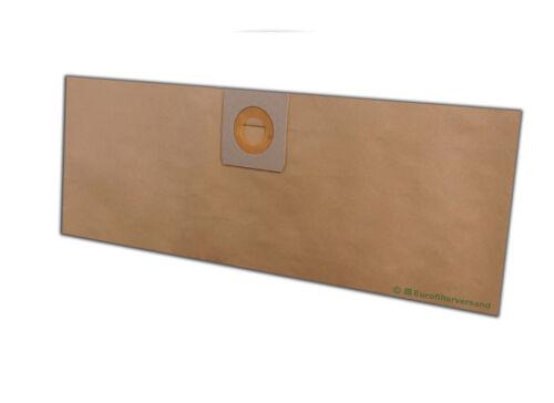 12 sacchetti polvere per Festo Festool Sr 6 e//e-AS//SR 200 e sacchetto per aspirapolvere filtro
