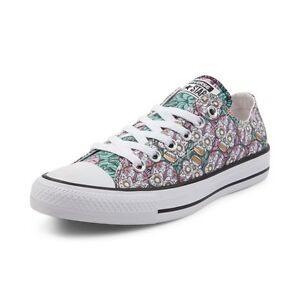 4803c7e8cc55 NEW PRINT Converse Chuck Taylor All Star Lo Sugar Skulls Sneaker ...