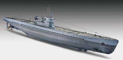 Revell of Germany [RVL] 1:72 U-Boat Type IX C U-505 Late Plastic Model Kit 05114