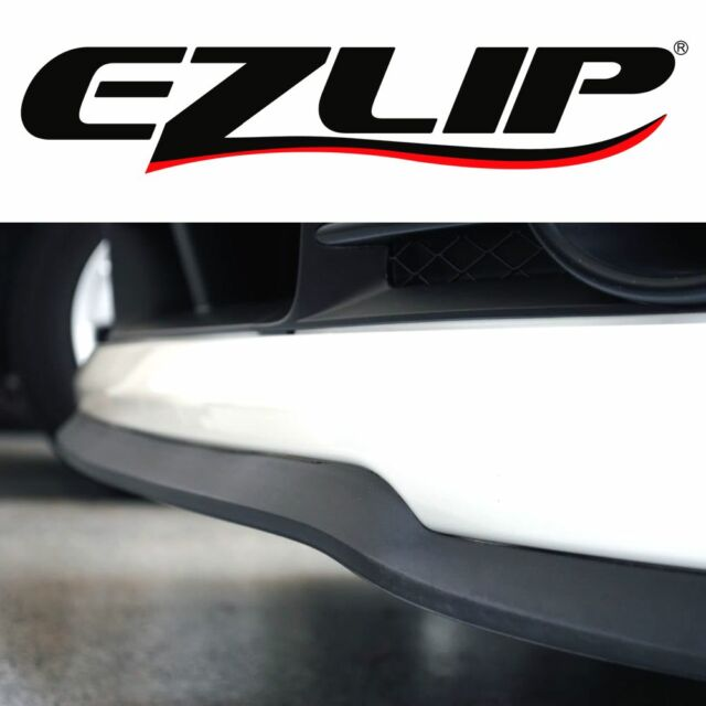 EZ-LIP SPOILER SPLITTER VALANCE AIR WING BODY KIT FRONT/REAR for HYUNDAI KIA