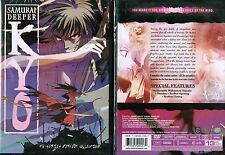 Samurai Deeper Kyo Complete Series New Anime DVD Box Set