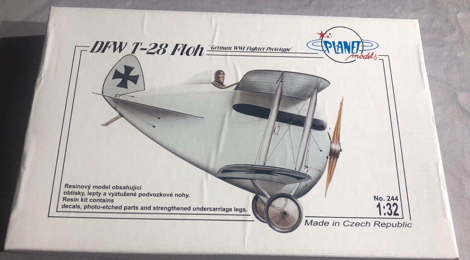 Planet Models DFW T-28 Floh 1 32 Resin 'Sullys Hobbies'
