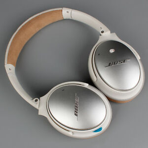 6229d9ce5d0 Image is loading Bose-QuietComfort-QC25-Noise-Cancelling-Headphones-WHITE