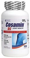2 Pack Cosamin Ds Joint Health Supplement Reduce Joint Pain 108 Capsules Each on sale
