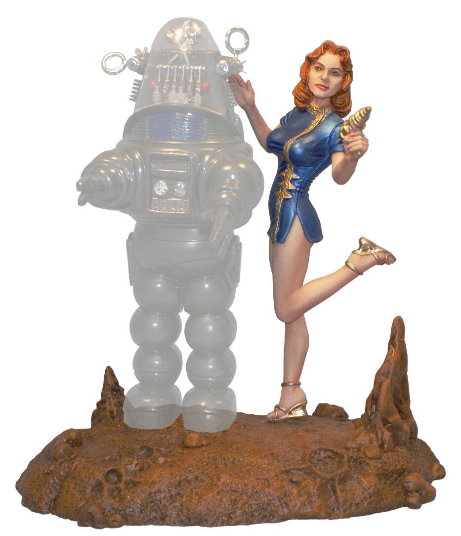 Jimmy Flintstone Forbidden Planet Planet Planet Figure Combo - Altara 2 And Base -  2 Pieces 802eec