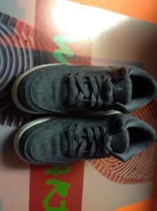 NIKE AIR JORDAN 3 RETRO WOOL III GS DARK GREY SAIL 861427 004 SZ 6.5 ... c6538c395