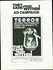 Shivers-1975-They-Came-From-Within-David-Cronenberg-Horror-Pressbook