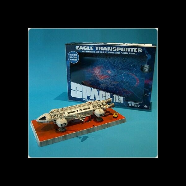 -=] SIXTEEN 12 - Space 1999 The Exiles Die Cast [=-