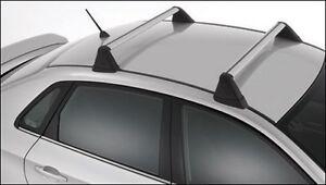 Subaru-Impreza-WRX-amp-STI-OEM-Fixed-Roof-Rack-Cross-Bar-Kit-E361SFG401-2008-14
